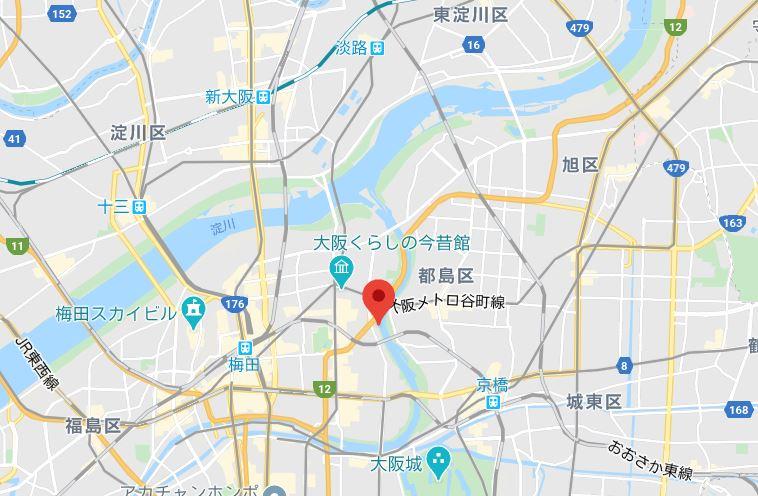 大阪花火大会天神祭り
