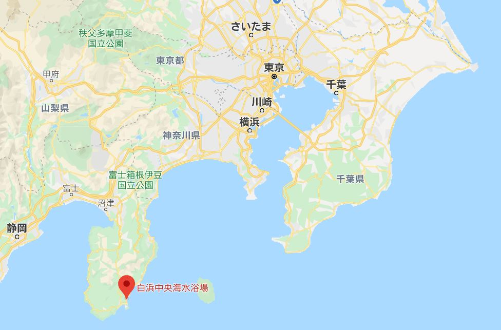 関東海開き伊豆3