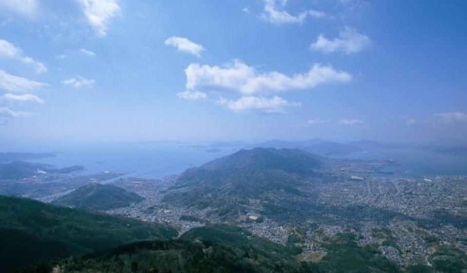 ペルセウス流星群広島県灰が峰