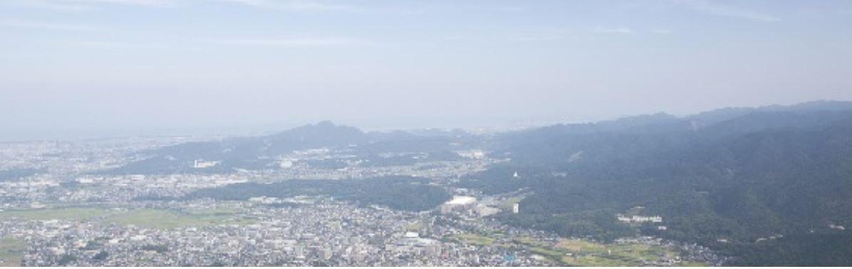 福岡県ペルセウス座流星群米の山