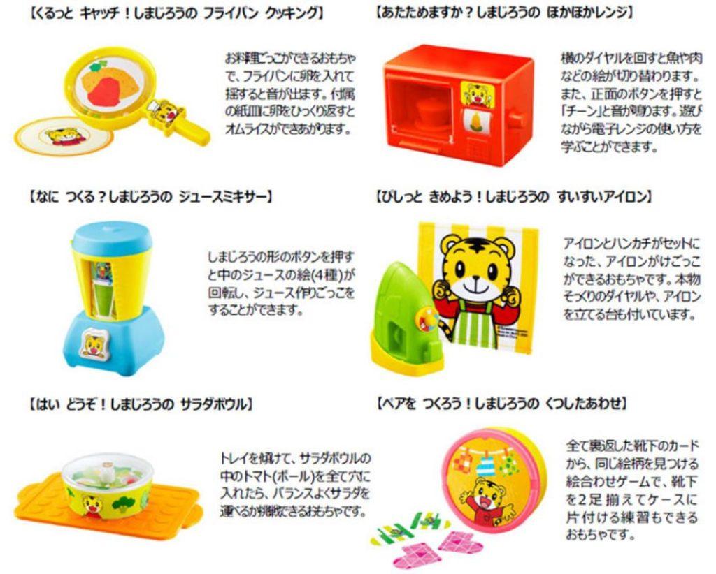 ハッピーセットおもちゃ2020年3月03