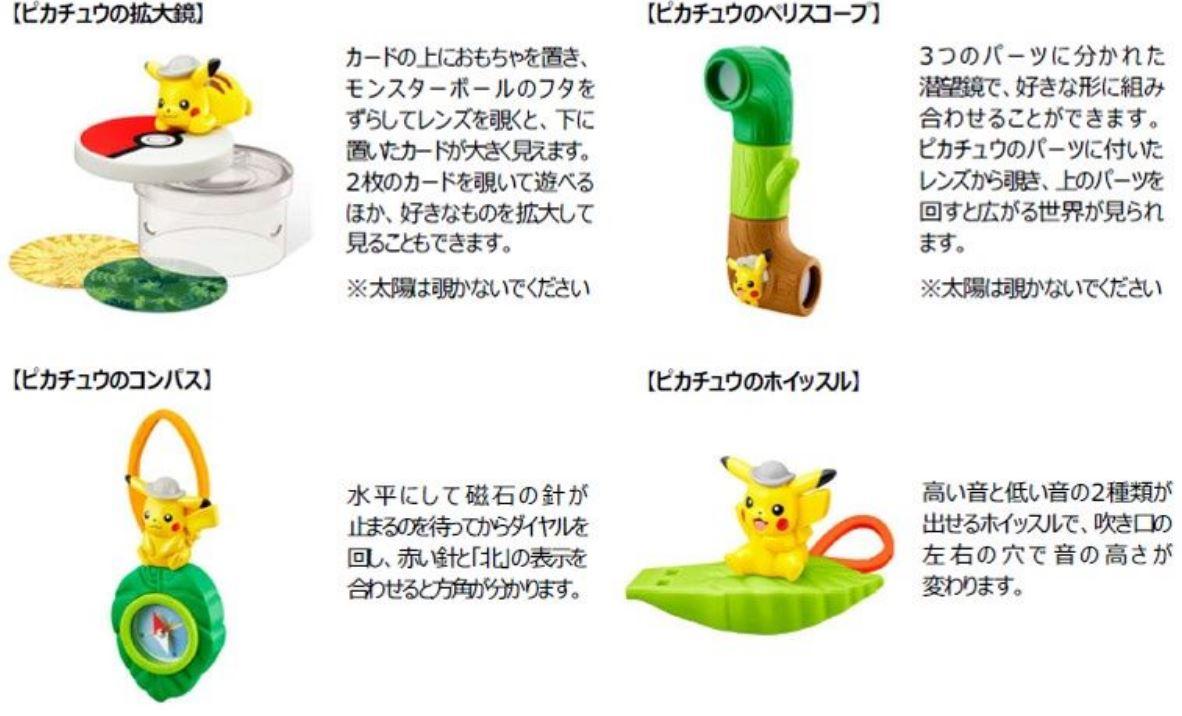 ハッピーセットのおもちゃ7月02