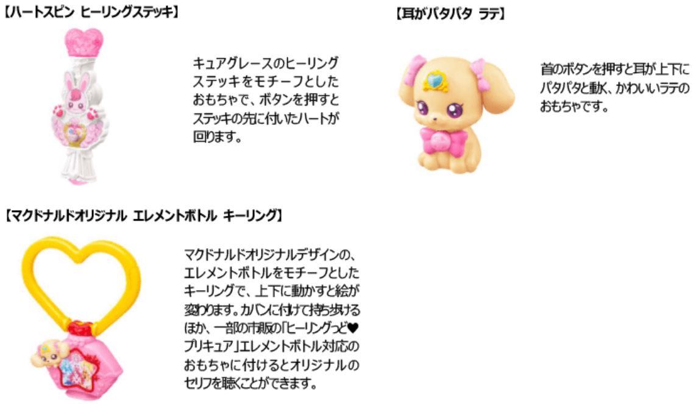 ハッピーセットのおもちゃ9月0402