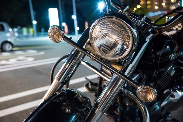 特攻の拓のバイク
