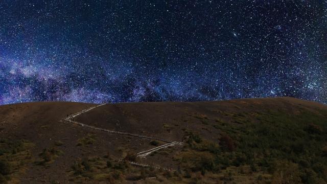 ペルセウス座流星群の方角は2