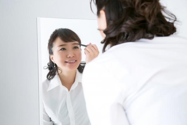 眉毛メイク 化粧道具