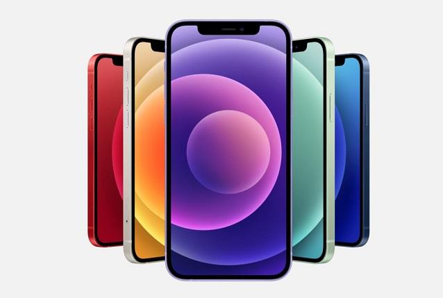 iPhone13の色は