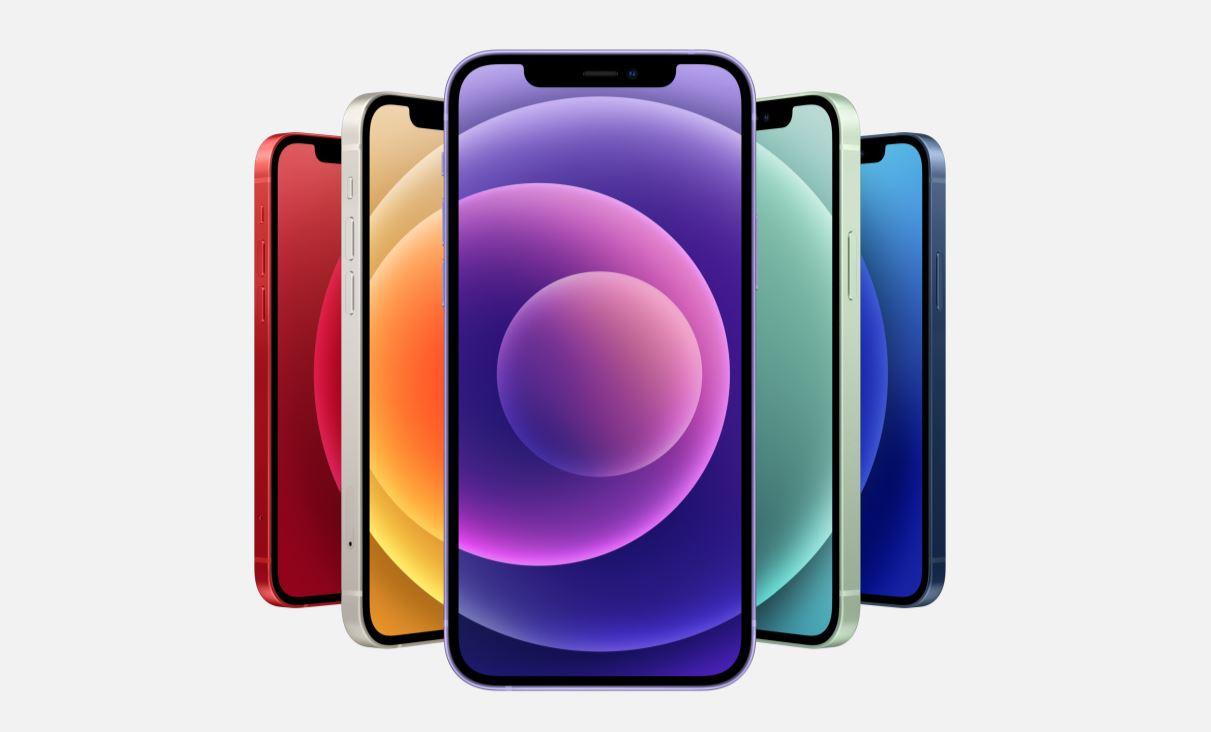 iPhone13の色は11
