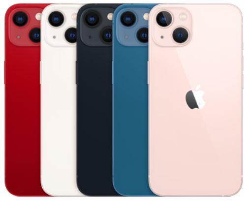 iPhone13カラー