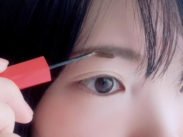 眉毛メイク